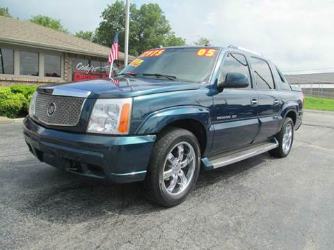 2005 cadillac escalade ext for sale el paso tx. Black Bedroom Furniture Sets. Home Design Ideas