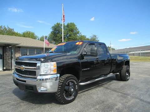 2007 chevrolet silverado 3500 for sale. Black Bedroom Furniture Sets. Home Design Ideas