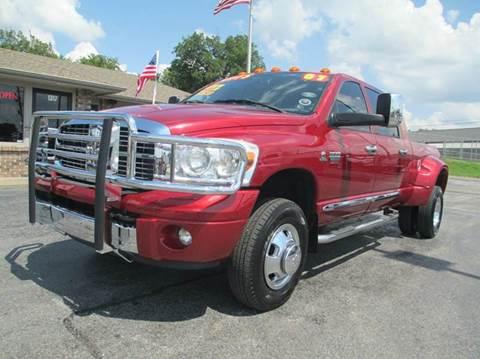 2007 Dodge Ram Pickup 3500 for sale in Joplin, MO