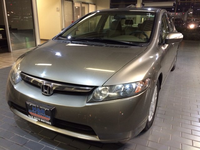 2008 Honda Civic Hybrid