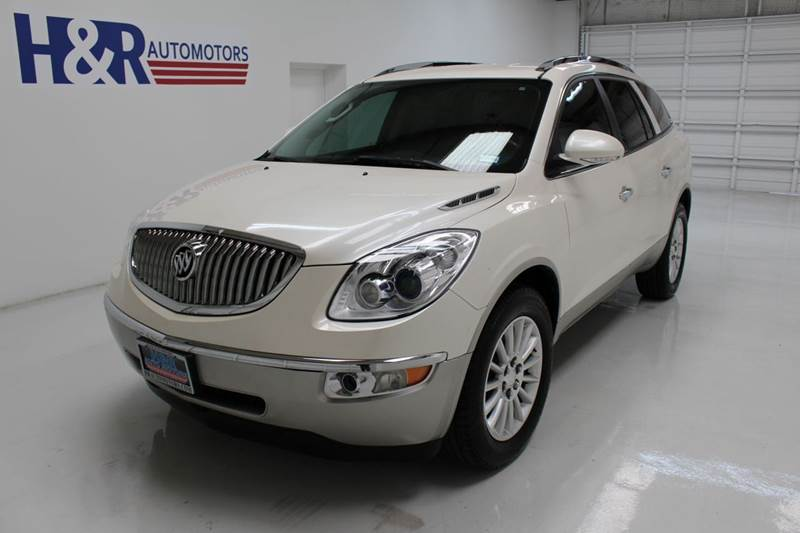 2011 buick enclave cxl 1 4dr suv w 1xl in san antonio tx for H r motors san antonio