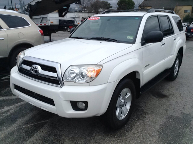 2007 toyota 4runner sport edition 4dr suv 4wd for sale in for H r motors san antonio