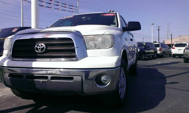 Used 2008 toyota tundra sr5 double cab 5 7l 2wd in san for H r motors san antonio