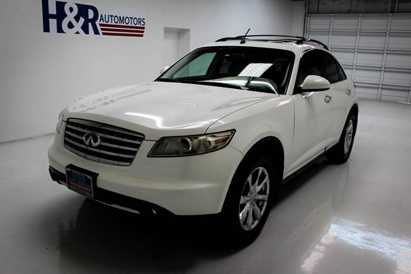 2008 infiniti fx35 4dr suv in san antonio tx h r auto for H r motors san antonio