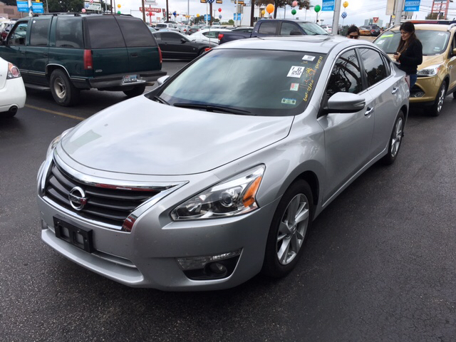 2013 nissan altima for sale in san antonio tx for H r motors san antonio