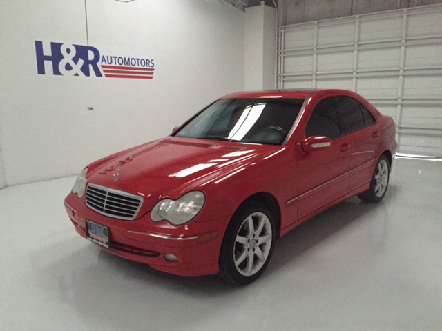 2003 mercedes benz c class c230 kompressor 4dr sedan in for Mercedes benz e class 2003 price