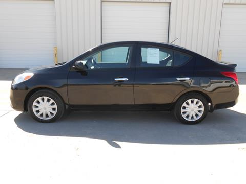 2013 Nissan Versa for sale in Fort Dodge, IA