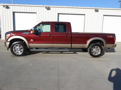 2011 Ford F-350 Super Duty for sale in Fort Dodge IA