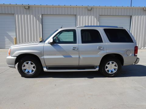 2005 Cadillac Escalade for sale in Fort Dodge, IA