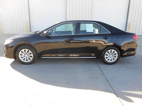 2014 Toyota Camry for sale in Fort Dodge, IA