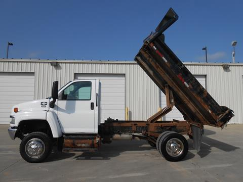 2007 Chevrolet C5500 for sale in Fort Dodge IA