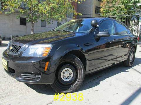2012 Chevrolet Caprice for sale in Chicago, IL