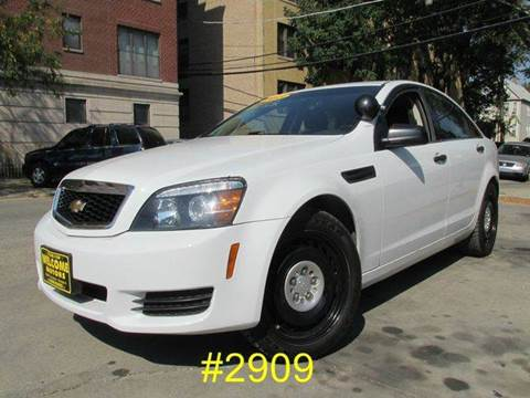 2013 Chevrolet Caprice for sale in Chicago, IL
