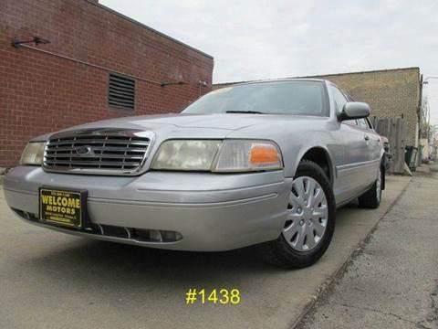 2002 Ford Crown Victoria for sale in Chicago, IL
