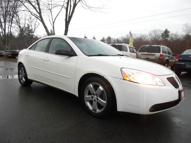 2005 pontiac g6 gt 4dr sedan in brentwood nh lewis motor for Lewis motor sales brentwood nh