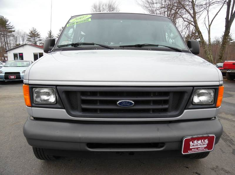 2007 ford e series cargo e 250 3dr cargo van in brentwood for Lewis motor sales brentwood nh