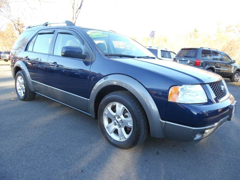 2006 ford freestyle sel awd 4dr wagon in brentwood nh for Lewis motor sales brentwood nh