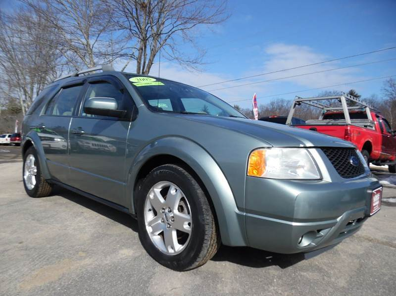 Ford Freestyle AWD Limited Dr Wagon In Brentwood NH Lewis - 2005 freestyle