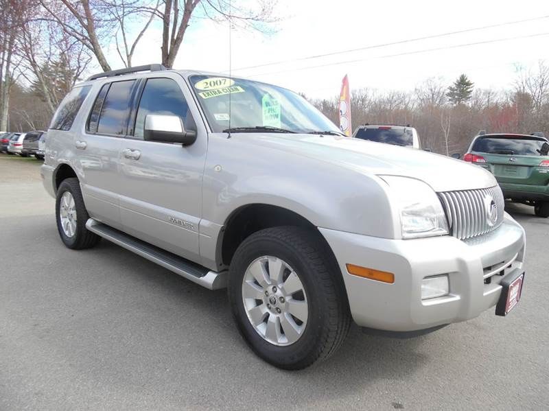 2007 mercury mountaineer awd 4dr suv in brentwood nh for Lewis motor sales brentwood nh