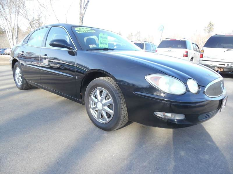 2006 buick lacrosse cxl 4dr sedan in brentwood nh lewis for Lewis motor sales brentwood nh