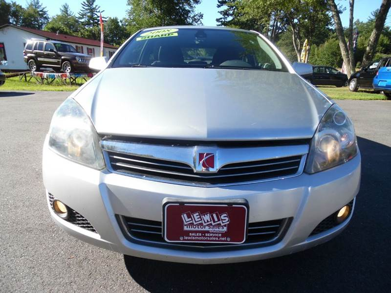 2008 saturn astra xr 2dr hatchback in brentwood nh lewis