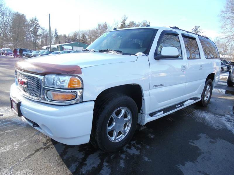 2005 gmc yukon xl denali awd 4dr suv in brentwood nh for Lewis motor sales brentwood nh