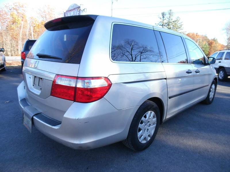 2006 honda odyssey lx 4dr mini van in brentwood nh lewis for Lewis motor sales brentwood nh