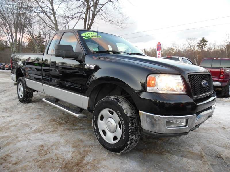 2004 ford f 150 for sale in saint charles mo for Lewis motor sales brentwood nh