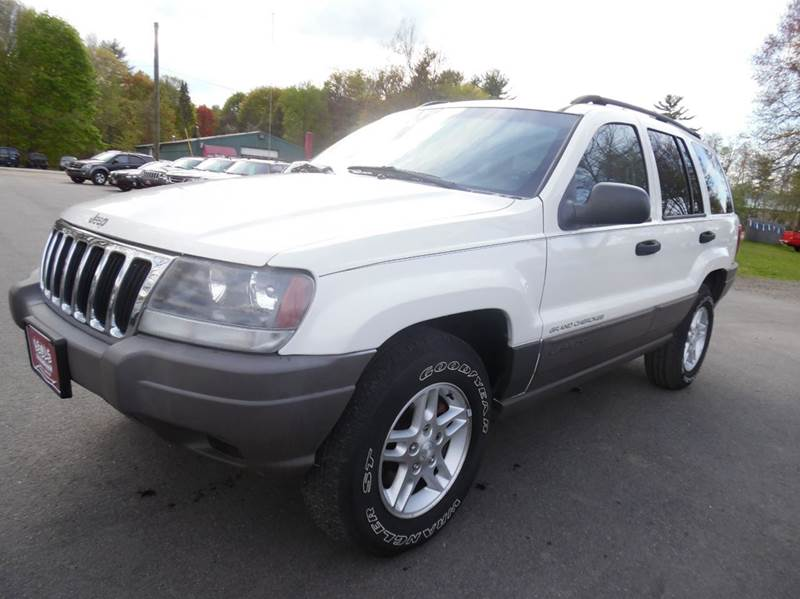 2003 jeep grand cherokee 4dr laredo 4wd suv in brentwood for Lewis motor sales brentwood nh