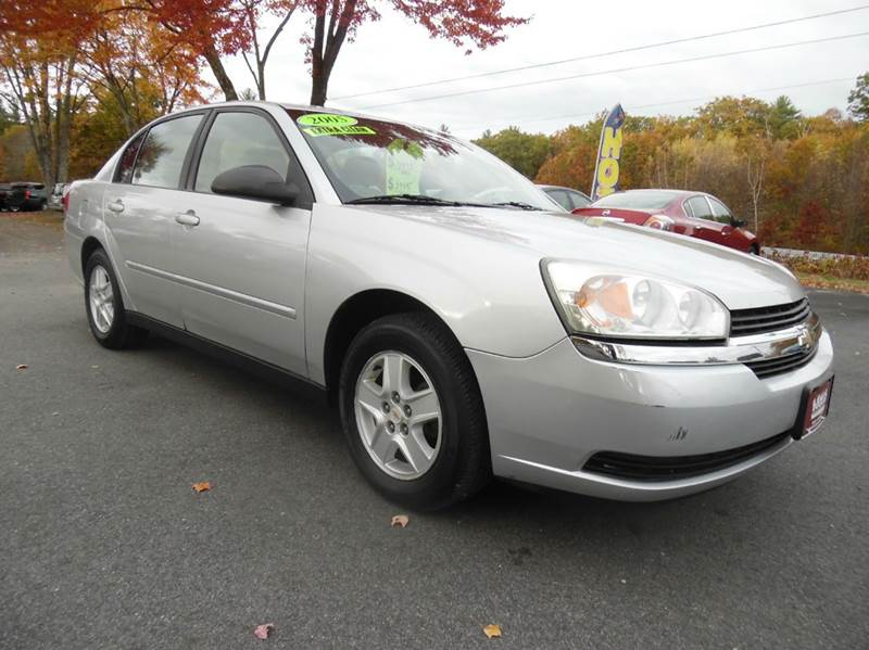 2005 chevrolet malibu ls 4dr sedan in brentwood nh lewis for Lewis motor sales brentwood nh