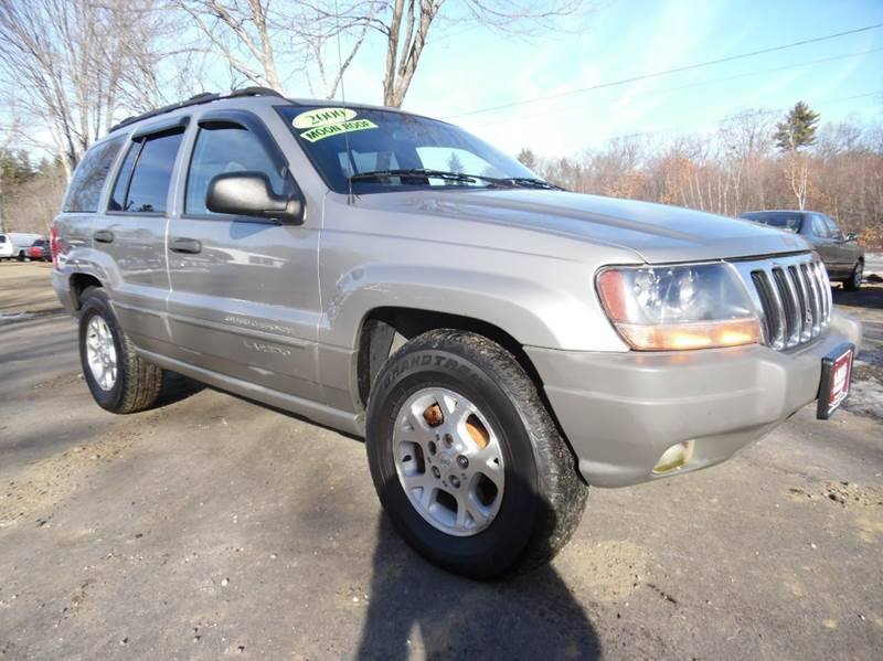 2000 jeep grand cherokee laredo 4dr 4wd suv in brentwood for Lewis motor sales brentwood nh