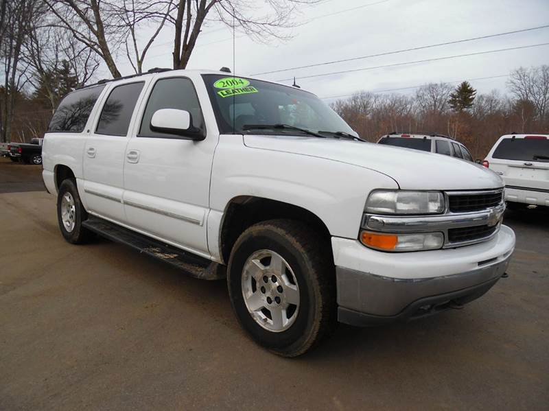 2004 chevrolet suburban 1500 lt 4wd 4dr suv in brentwood. Black Bedroom Furniture Sets. Home Design Ideas