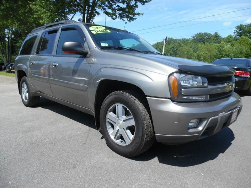 2005 chevrolet trailblazer ext lt 4wd 4dr suv in brentwood for Lewis motor sales brentwood nh