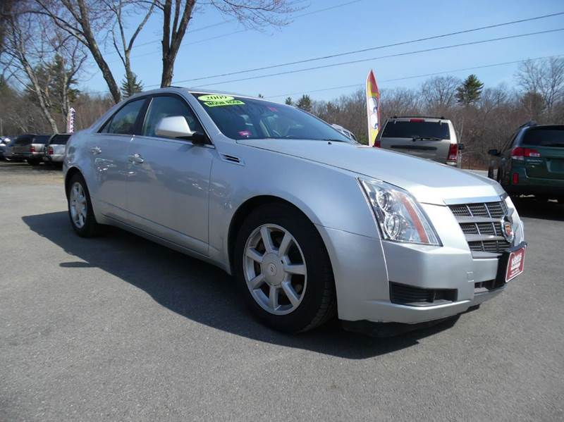2009 cadillac cts 3 6l v6 4dr sedan w 1sa in brentwood nh for Lewis motor sales brentwood nh