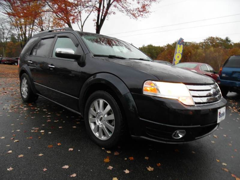 2008 ford taurus x awd limited 4dr wagon in brentwood nh for Lewis motor sales brentwood nh