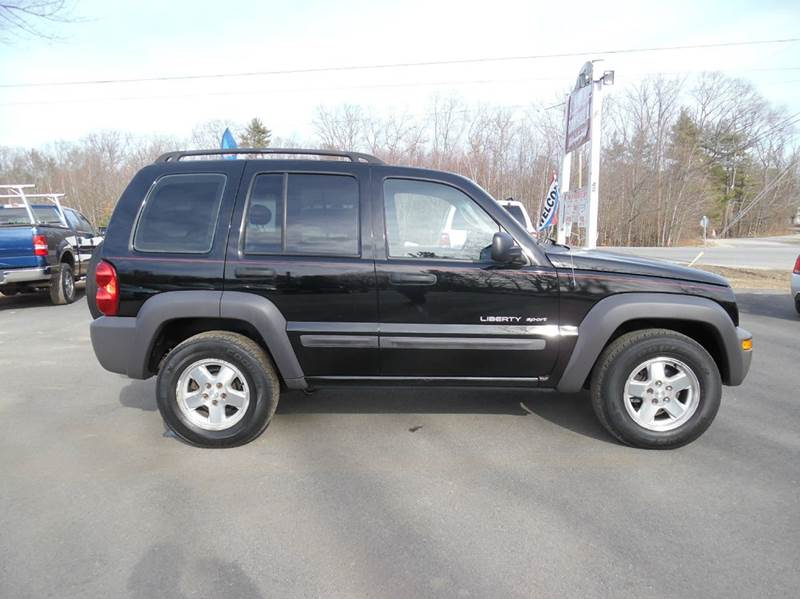 2003 jeep liberty sport 4dr 4wd suv in brentwood nh for Lewis motor sales brentwood nh