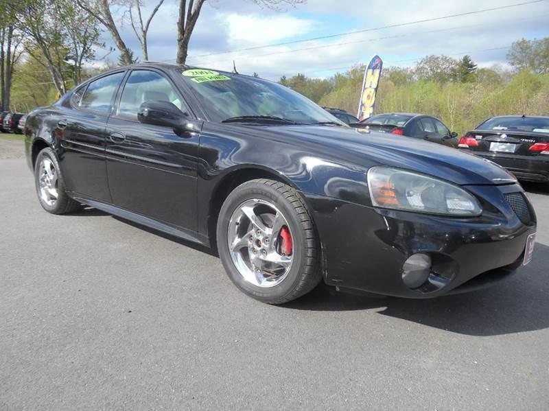 2004 pontiac grand prix gtp 4dr supercharged sedan in brentwood nh lewis motor sales. Black Bedroom Furniture Sets. Home Design Ideas
