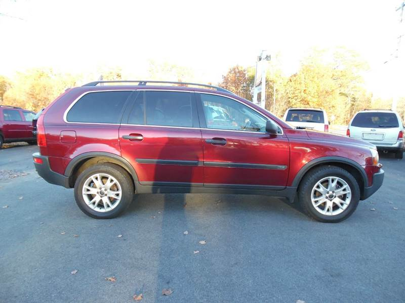 2004 volvo xc90 awd 4dr t6 turbo suv in brentwood nh