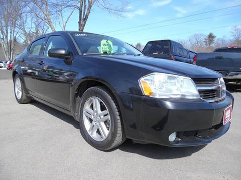 2009 dodge avenger for sale in delaware for Lewis motor sales brentwood nh