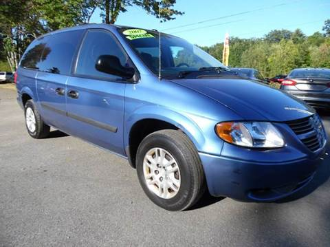 2007 Dodge Grand Caravan for sale in Brentwood, NH