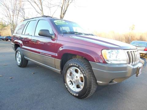 2000 jeep grand cherokee for sale in new hampshire for Lewis motor sales brentwood nh