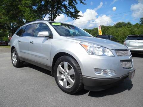 2010 Chevrolet Traverse for sale in Brentwood, NH