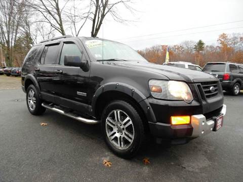 2007 ford explorer for sale for Lewis motor sales brentwood nh