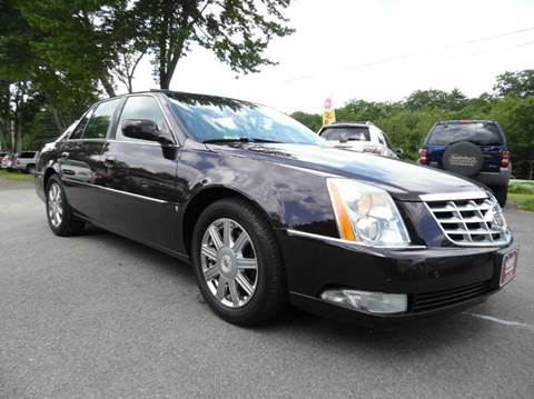Cadillac dts for sale in new hampshire for Lewis motor sales brentwood nh