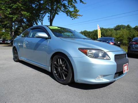 Scion tc for sale in new hampshire for Lewis motor sales brentwood nh