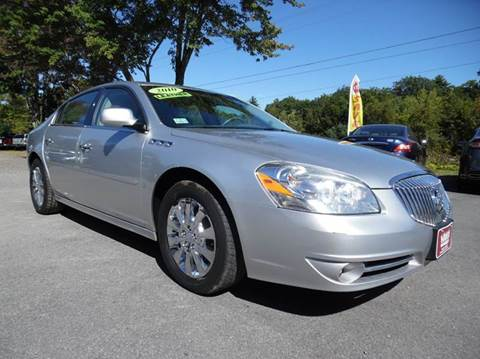2010 Buick Lucerne for sale in Brentwood, NH