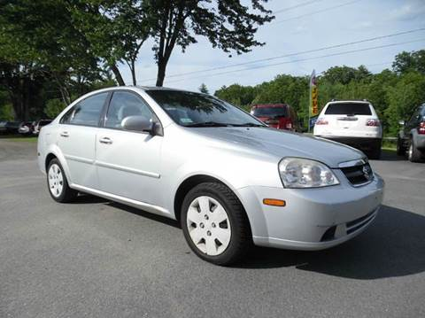2008 Suzuki Forenza for sale in Brentwood, NH