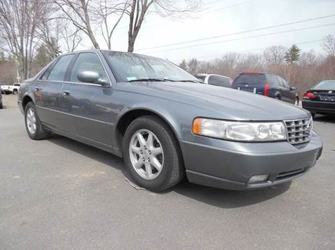 2003 Cadillac Seville for sale in Brentwood, NH