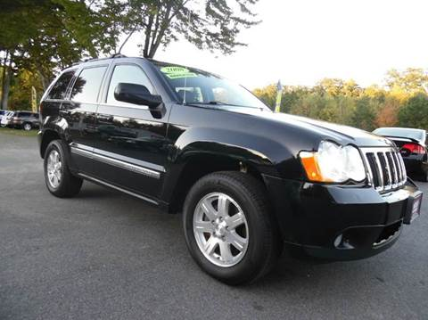 2008 jeep grand cherokee for sale new hampshire for Lewis motor sales brentwood nh