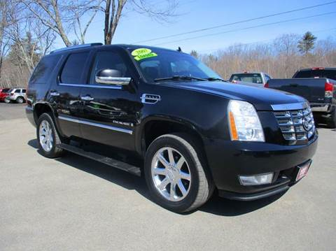 Cadillac escalade for sale in new hampshire for Lewis motor sales brentwood nh